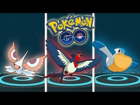 ¡MEJORES EVOLUCIONES! WINGULL PELIPPER, TAILOW SWELLOW, SURSKIT MASQUERAIN - Pokémon GO [Keibron]