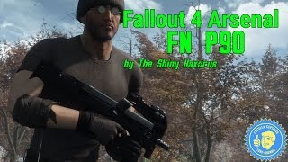 fallout 4 arsenal fn p90 by the shiny haxorus pc