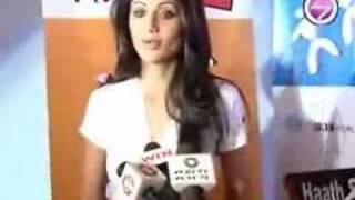 Shilpa Shetty Haath Se Hath Mila