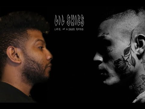 Lil Skies - Life of A Dark Rose (Reaction/Review) #Meamda