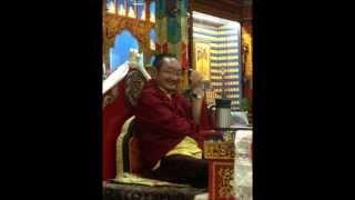 堪布 洛滇教授〈 解脫莊嚴寶論The Jewel Ornament of Liberation〉07--香港Jangchub Phuntsok Ling