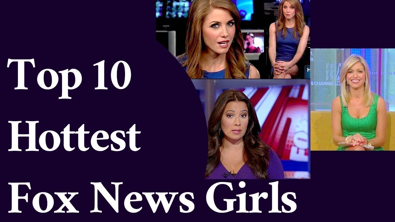 Top  Hottest Fox News Girls Hot Women Megyn Kelly