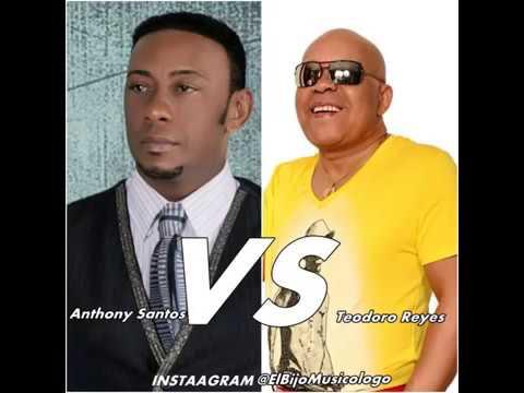Anthony S  VS Teodoro Reyes Mix