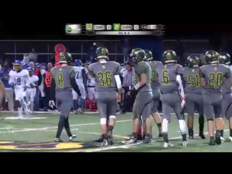 Glenbrook North High School vs. Simeon Career Academy Boys Varsity Football