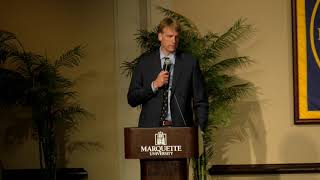 2018 Marquette M Club Hall of Fame Speech - Jim McIlvaine