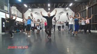 1, 2 Step - Ciara Ft. Missy Elliott   Choreography by James Deane