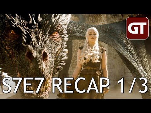 Game Of Thrones S7E7 Recap 1/3: Finale! - GoT Talk German / Deutsch