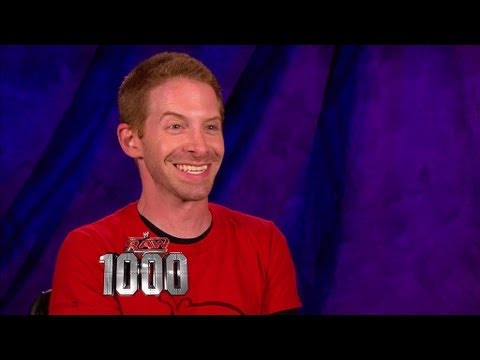 With Raw's 1000th episode coming on July 23, Seth Green