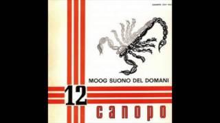 Pat Prilly-Canopo 12-Moog souno Del Domani