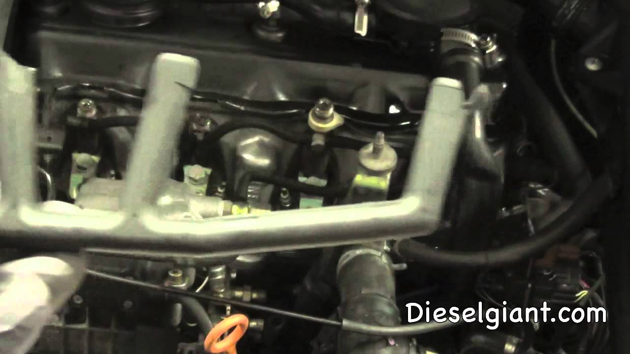 hight resolution of how to replace your vw jetta a3 tdi glow plug harness youtube