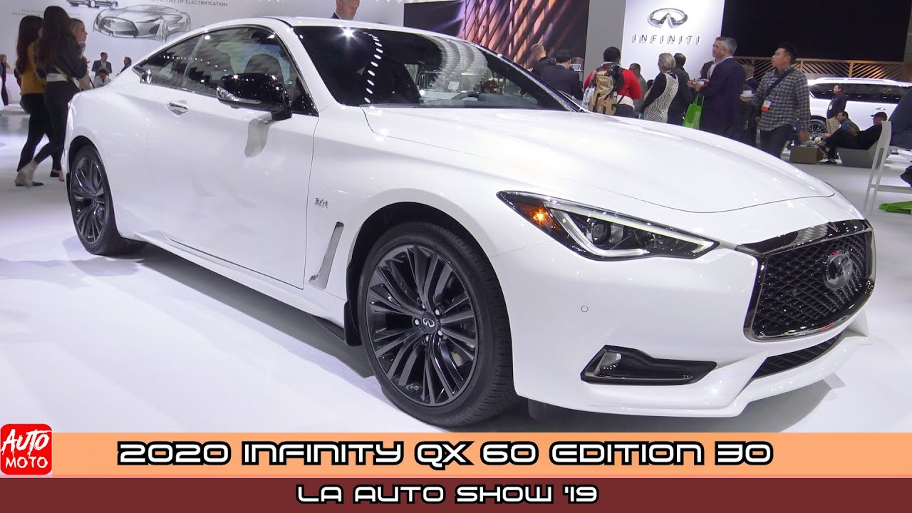 2020 Infiniti Q60 Edition 30 Exterior And Interior La Auto Show 2019 Youtube