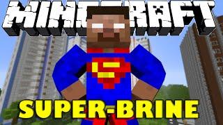 If Herobrine was a Superhero - Minecraft