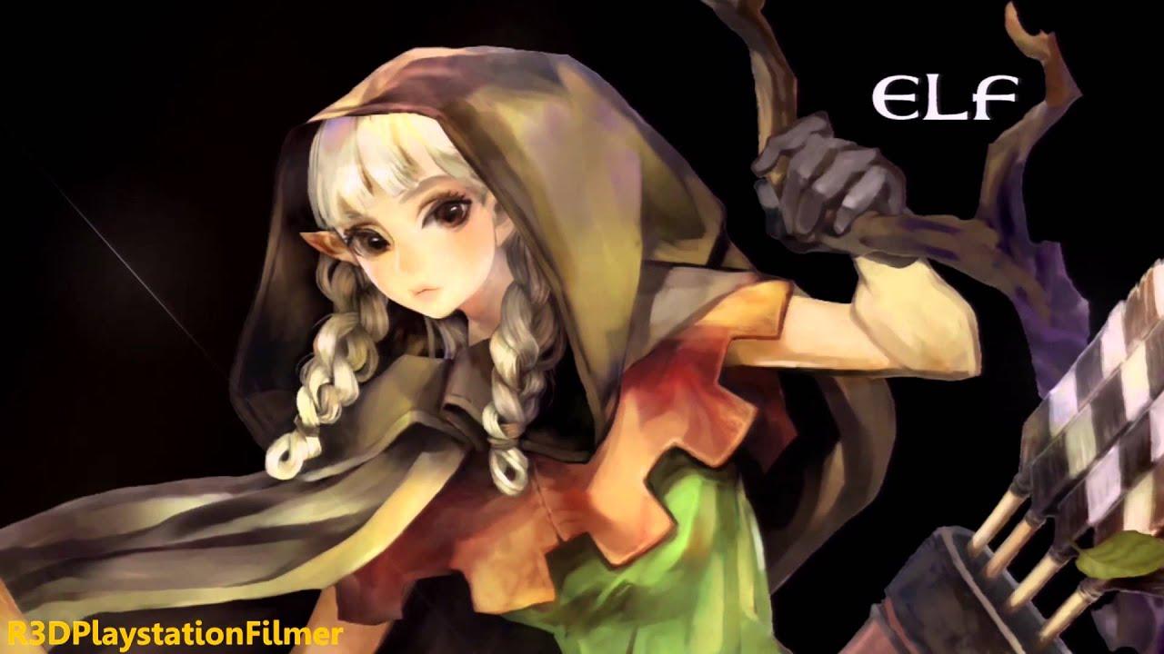 Dragon S Crown Opening Cutscenes English Full 1080p Hd Youtube
