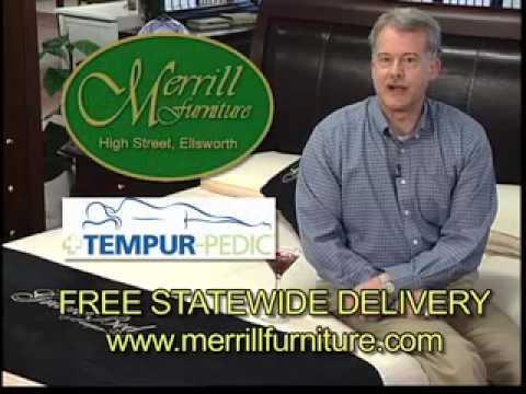 Merrill Furniture   Tempur Pedic