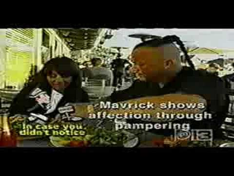 """Mavrick """"The Soul Collector"""" Harvey on Blind Date"""