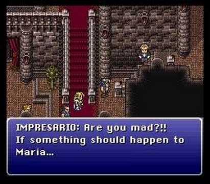 Final Fantasy VI Playthrough (45) The Fake Maria