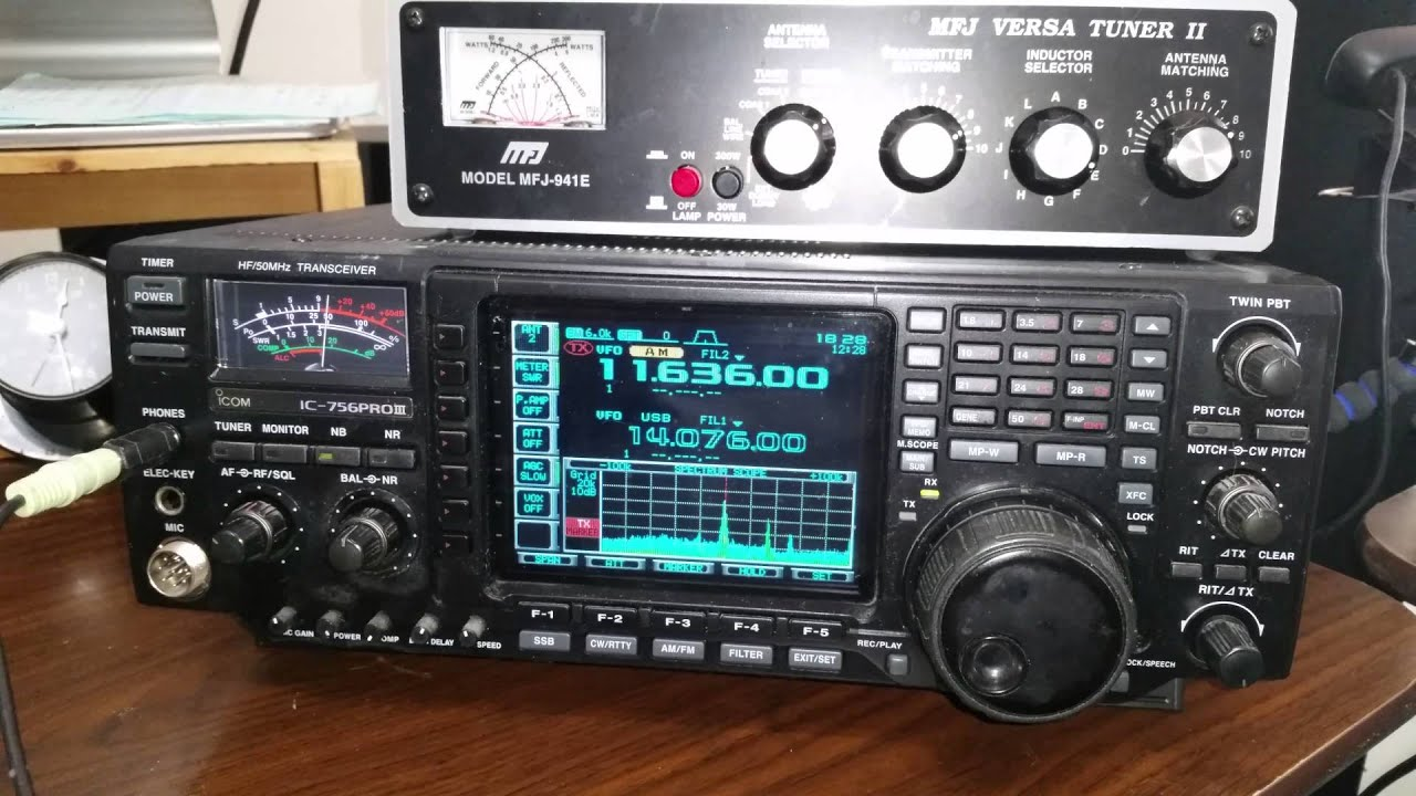 Example of a Spy Numbers Shortwave Radio Station