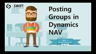 Posting Groups in Dynamics NAV - General Posting Groups - Part 1 - WebSan Solutions Inc.