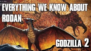 Everything We Know About Rodan - Godzilla King Of The Monsters