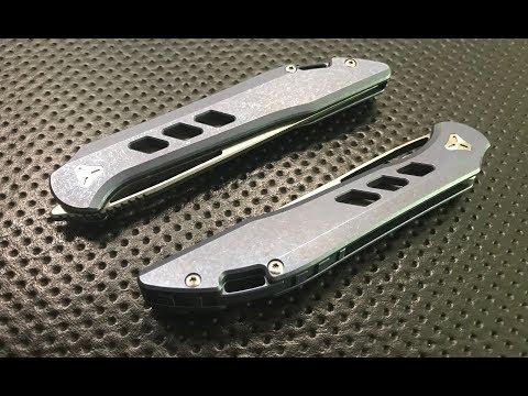 Boos Blades Smoke: Prototype vs. Production