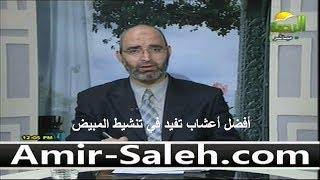 أفضل أعشاب تفيد في تنشيط المبيض | الدكتور أمير صالح