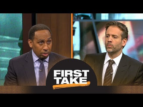 Lakers or Knicks: Which NBA team needs LeBron James most? | First Take | ESPN
