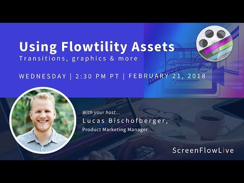 Using Flowtility Assets
