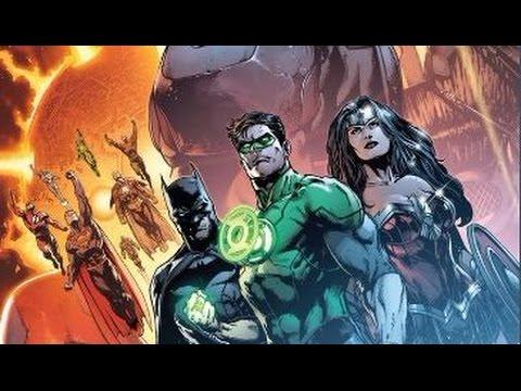 КомиксМнение: Justice League #41 (Война Дарксайда - 1 часть)