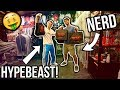 Turning a School Nerd into a Hypebeast! (Insane Challenge)