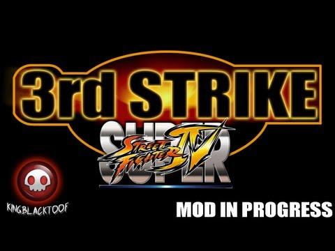 SSF4 Mod in Progress: SSF4: 3rd Strike Parry