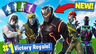 NEW SECRET SKINS *LEAKED* For Fortnite Battle Royale!