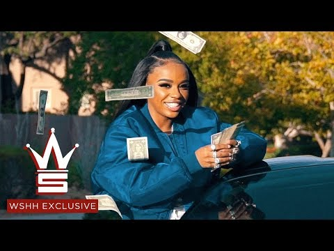 """Money Yaya """"Oh Okay Remix"""" (Floyd Mayweather's Daughter) WSHH Exclusive - Official Music Video)"""