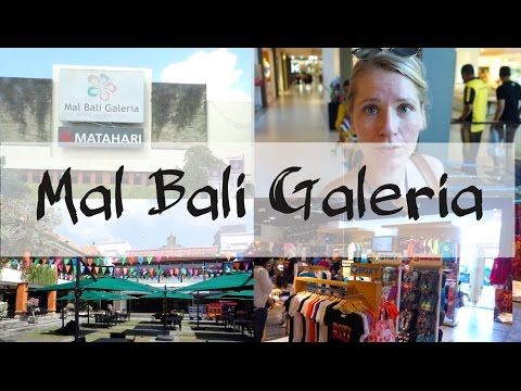 Mal Bali Galeria in Kuta | Things to do in Bali | Coffee with Nani