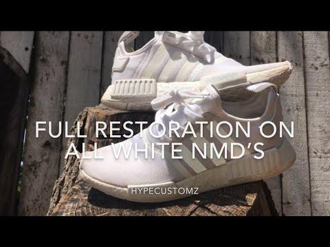 Full Restoration On NMD R1