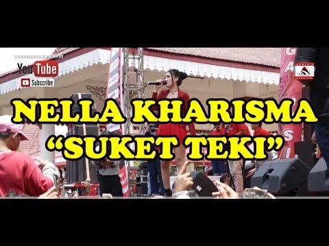 SUKET TEKI - NELLA KHARISMA - TELKOMSEL 4G LTE - LIVE PIPP KOTA BLITAR