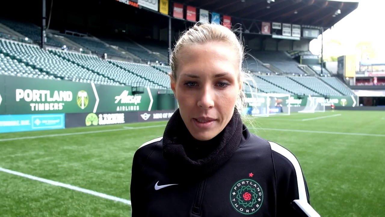 Allie Long interview