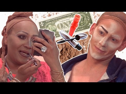 Thumbnail: Drag Queens Try The Cheap Makeup Challenge