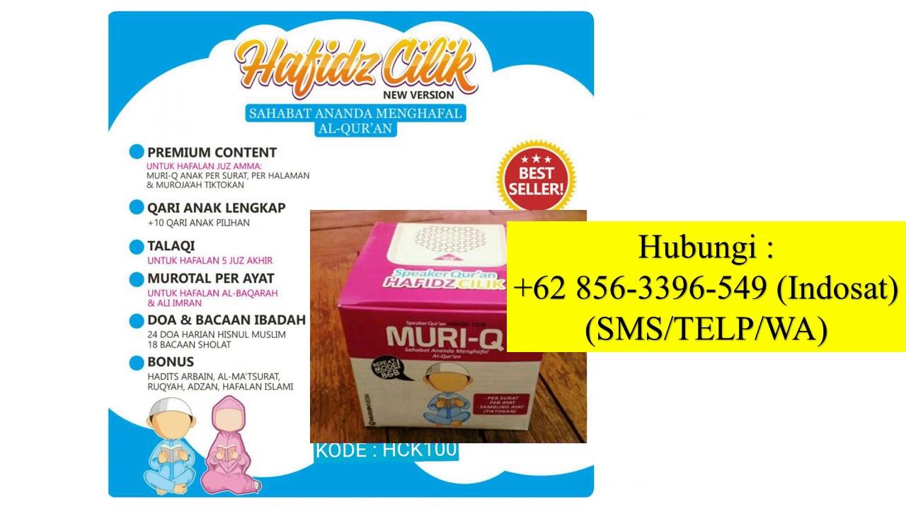 Wa Sms Telp 0856 3396 549 Indosat Jual Murottal Al Quran Speaker 25 Qori Radio Model
