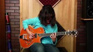 A Tribute to Chet Atkins - Chinatown, My Chinatown - Performed by Chelsea Constable - Taylor Guitars