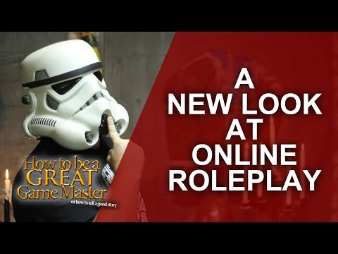 Great GM - Virtual Tabletop RPG Review Playing On Roll20 - Game Master Tips For Online Roleplaying