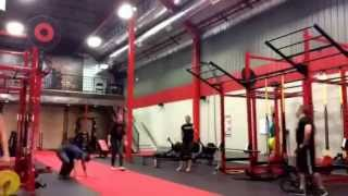 360 Fitness Personal Trainers Burpee Challenge