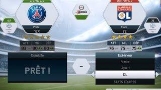 [FIFA 14 PS3 FR] Pronostic PSG - Lyon