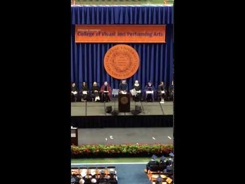 Robert Axelrod's VPA Convocation Speech 2014