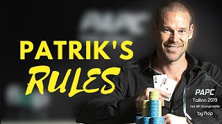 Patrik Antonius On How He Wants to Change Poker