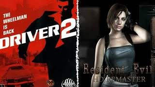 Driver 2 - parte 1 + Resident Evil -  dificultad hardcore - speedrun any% - En Español
