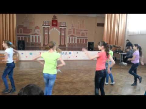 Танец Красками разными