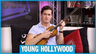 Violinist Charlie Siem Plays Live in the YH Studio!