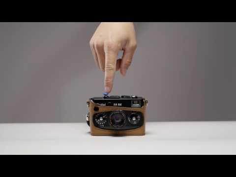 Noisy Buttons - a camera shutter sound short film 4k