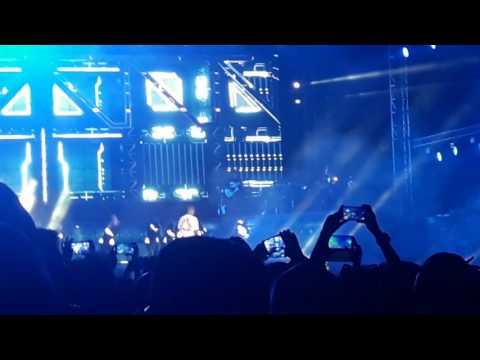Justin Bieber full performance in mumbai,puropse tour in india