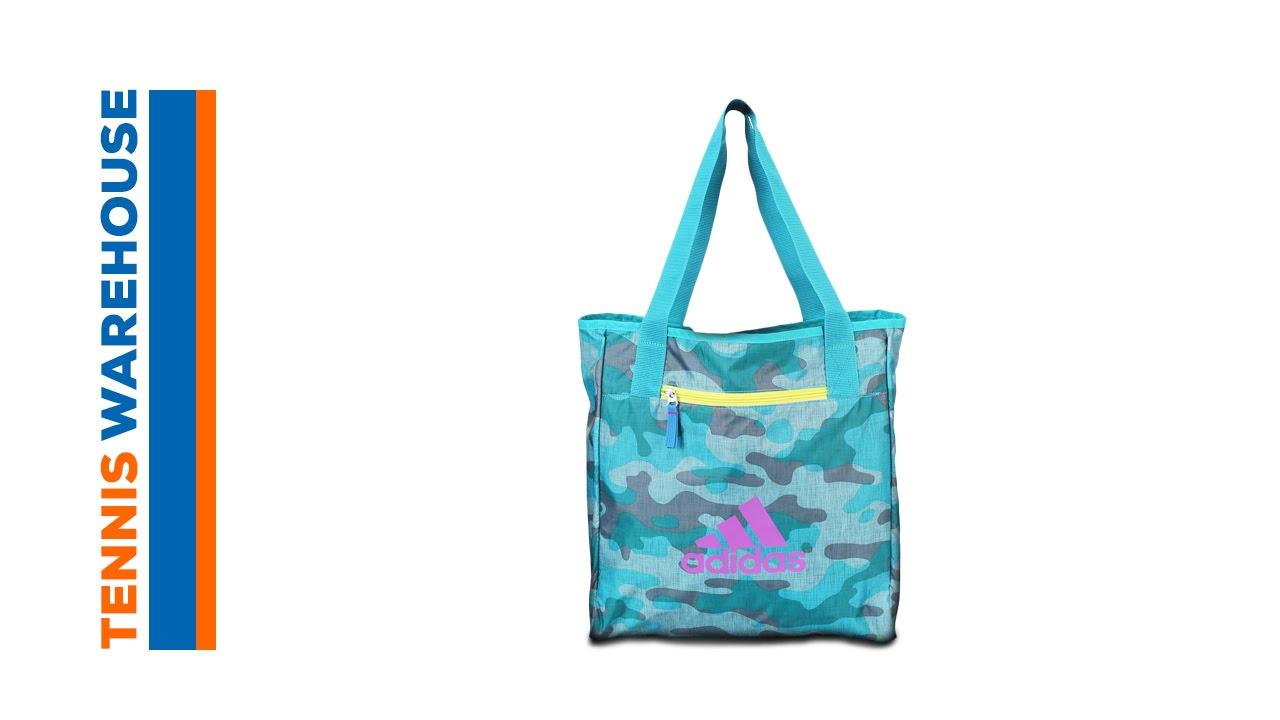 c71fd7833d08 adidas Studio II Tote Bag - YouTube